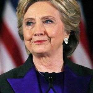 Hillary Clinton Blames Facebook, Times, DNC For Presidential Loss