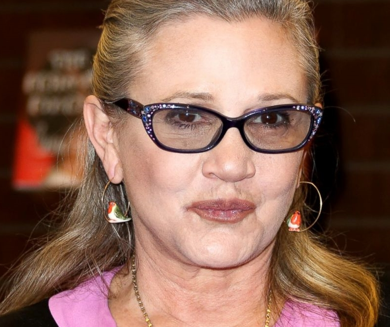 Coroner; Carrie Fisher had cocaine, other drugs in her system at time of death