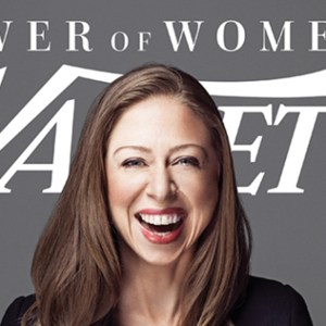 Chelsea Clinton Celebrates… World Menstrual Hygiene Day
