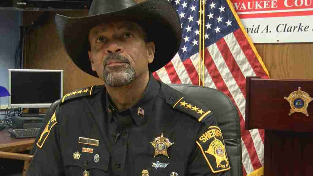 Washington Post Reporter Tweets out Sheriff David Clarke's Home Address