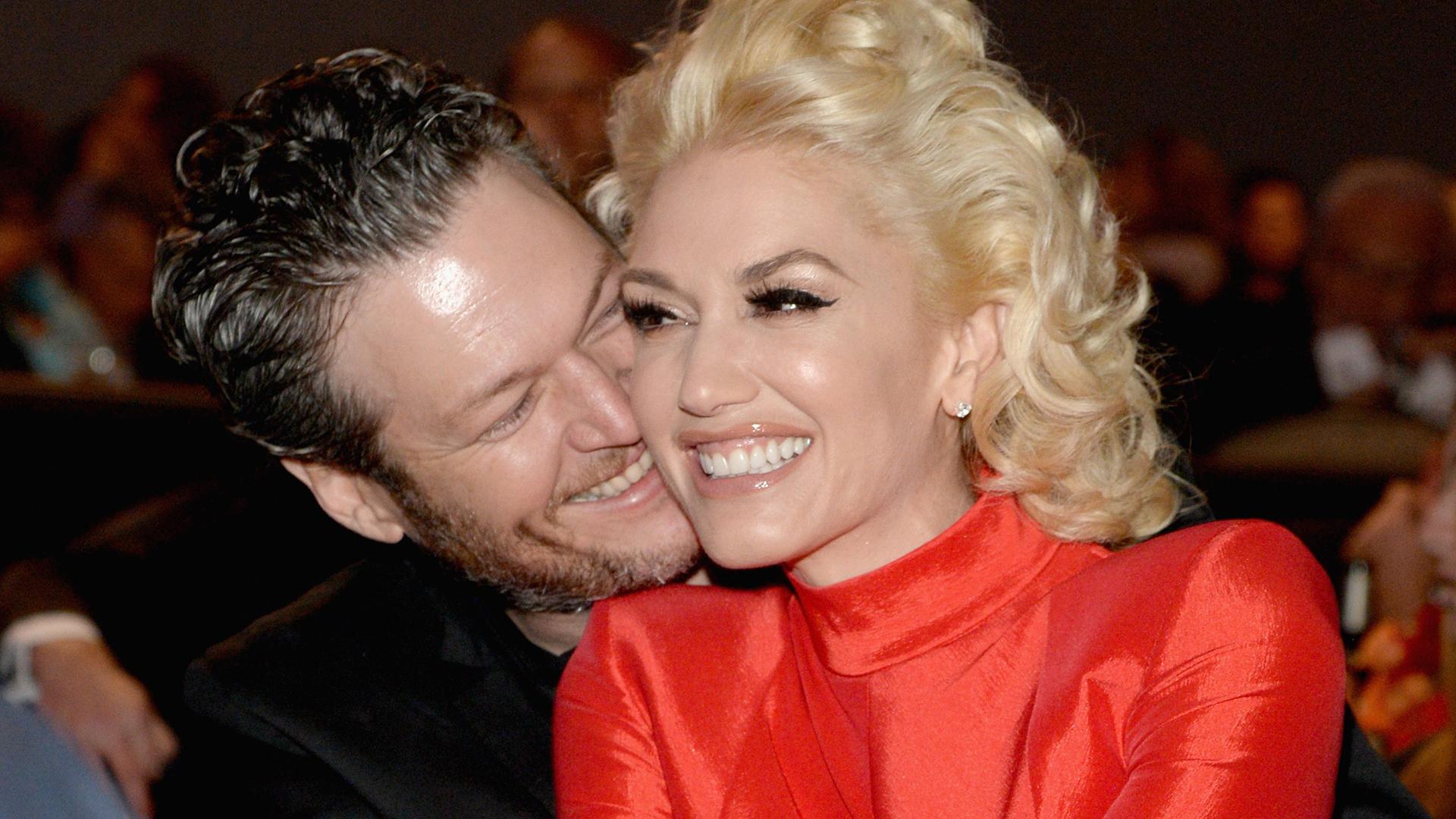 Gwen Stefani Shows Her Love for Blake Shelton