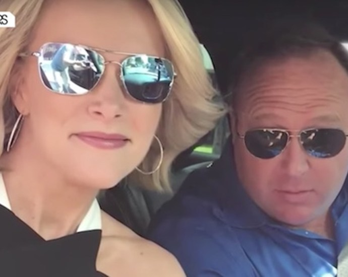Alex Jones Leaks Controversial Interview With Megyn Kelly