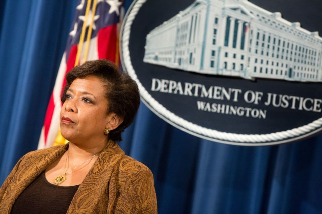 James Comey; Loretta Lynch Pressured Me To Downplay Clinton Investigation