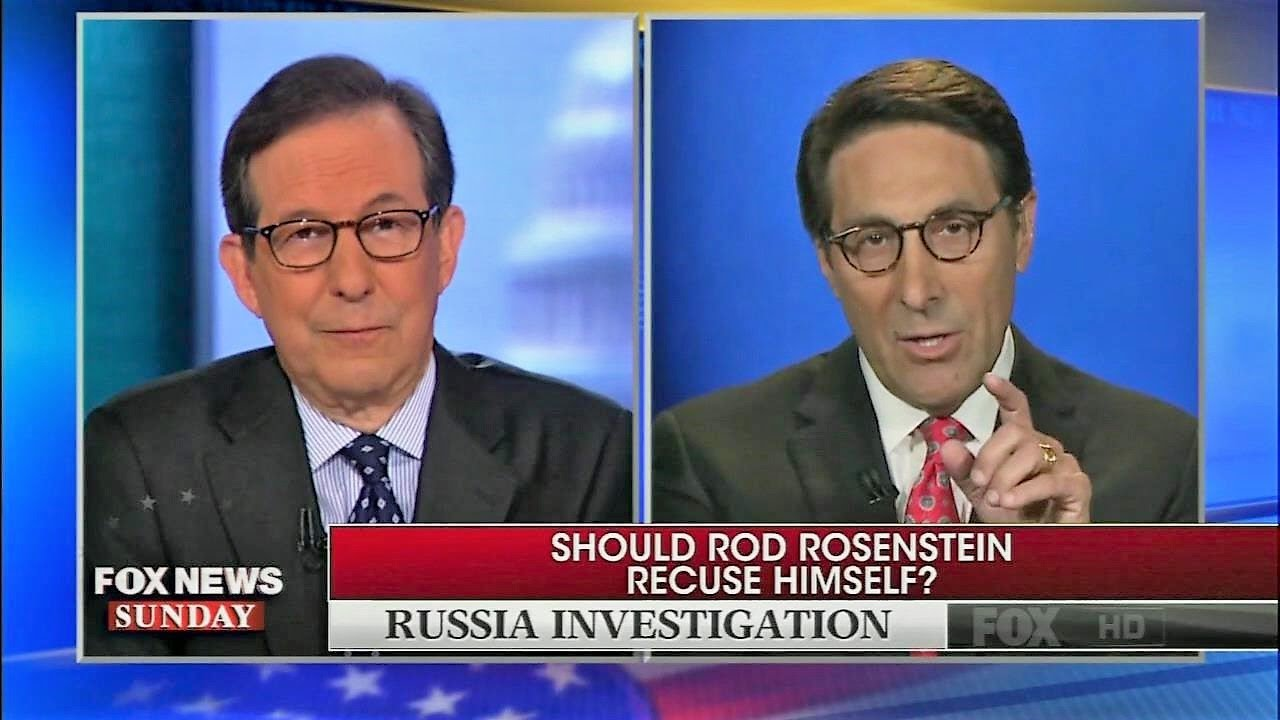 Watch Chris Wallace and Trump Attorney Jay Sekulow Heated Exchange