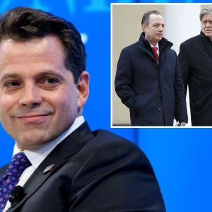 Scaramucci: Priebus is a 'paranoid schizophrenic' will be asked to resign and Scaramucci doesn't suck his own c*ck like Steve Bannon