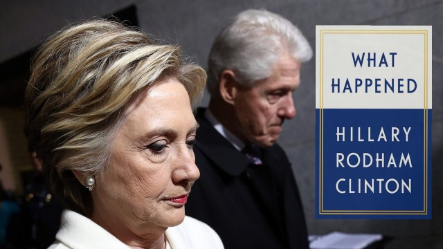 'What Happened' Hillary Clinton's New Book To Be Released