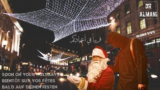 ISIS Calling For Attacks On Christmas Markets