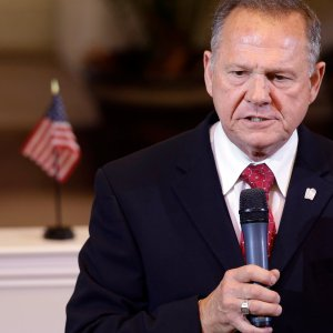 Report: Roy Moore Banned From A Mall For Allegedly Harassing Teenage Girls