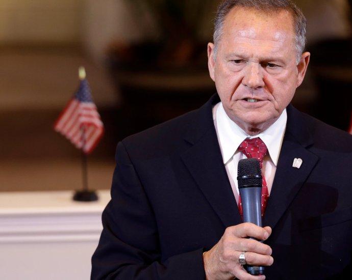 Alabama Senate GOP Nominee Roy Moore Tweets He's Fighting The 'Forces Of Evil'