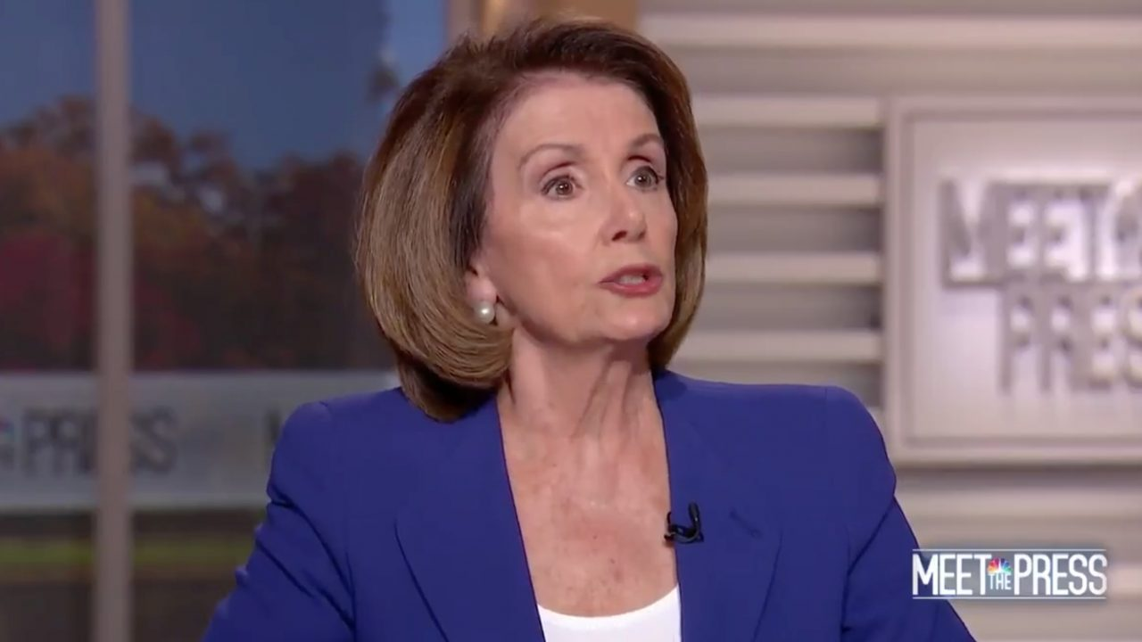 Nancy Pelosi Defends John Conyers
