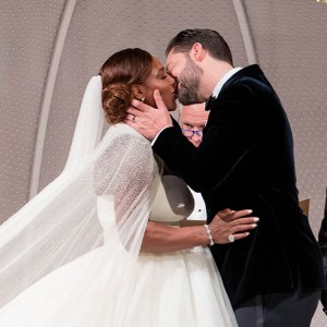 Serena Williams and Alexis Ohanian Wedding Photos Are Breathtaking