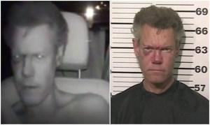 Randy Travis DUI Arrest VIDEO