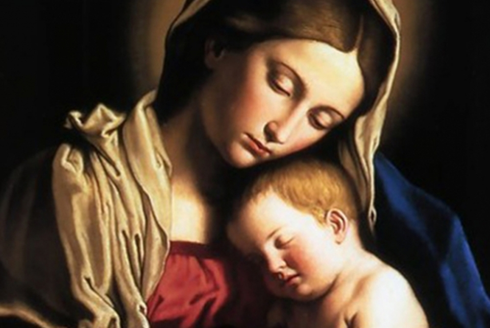 A Mother Struggles To Teach Her Daughters About Christmas Because Mary Was 'Raped'
