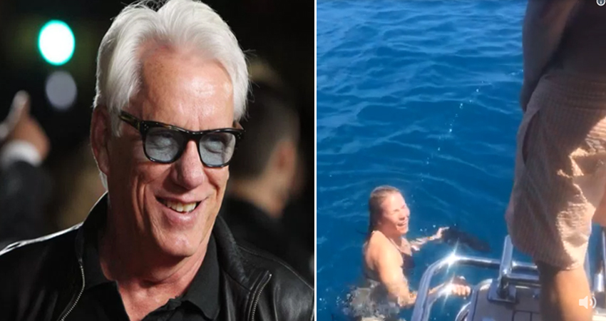 James Woods Wins the Internet With #ChelseaHandlerHumanUrinal Tweet