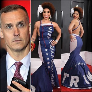 Trump Supporter Joy Villa accuses Former Trump Campaign Manager Corey Lewandowski of sexual misconduct
