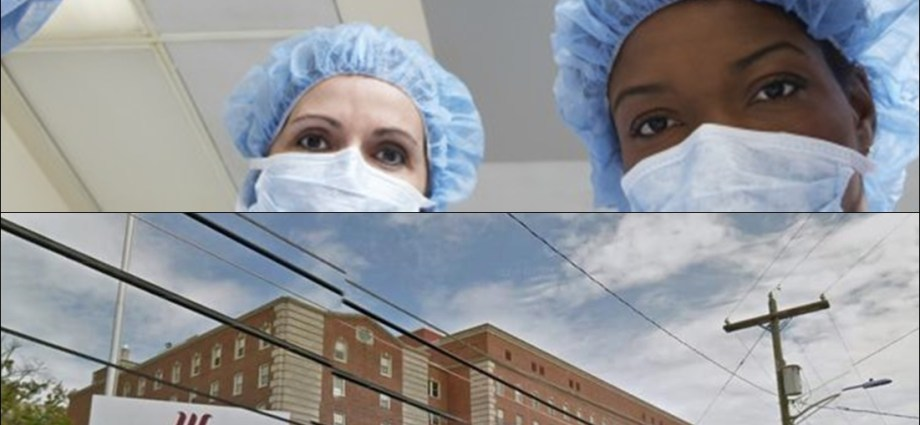 Employee-patient allegedly photographed NUDE during surgery files suit against Washington Hospital