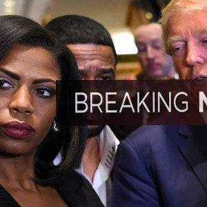 REPORT: White House Drama; Omarosa Was Fired After Cursing Our General Kelly