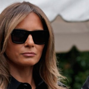 First Lady Melania Trump's favorite TV show is 'How to Get Away With Murder'