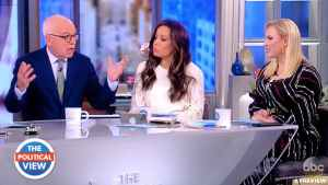 (VIDEO) Meghan McCain BURNS Michael Wolff On 'The View'