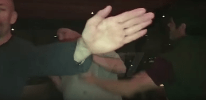 (VIDEO) Harvey Weinstein; B*tch Slapped At A Restaurant