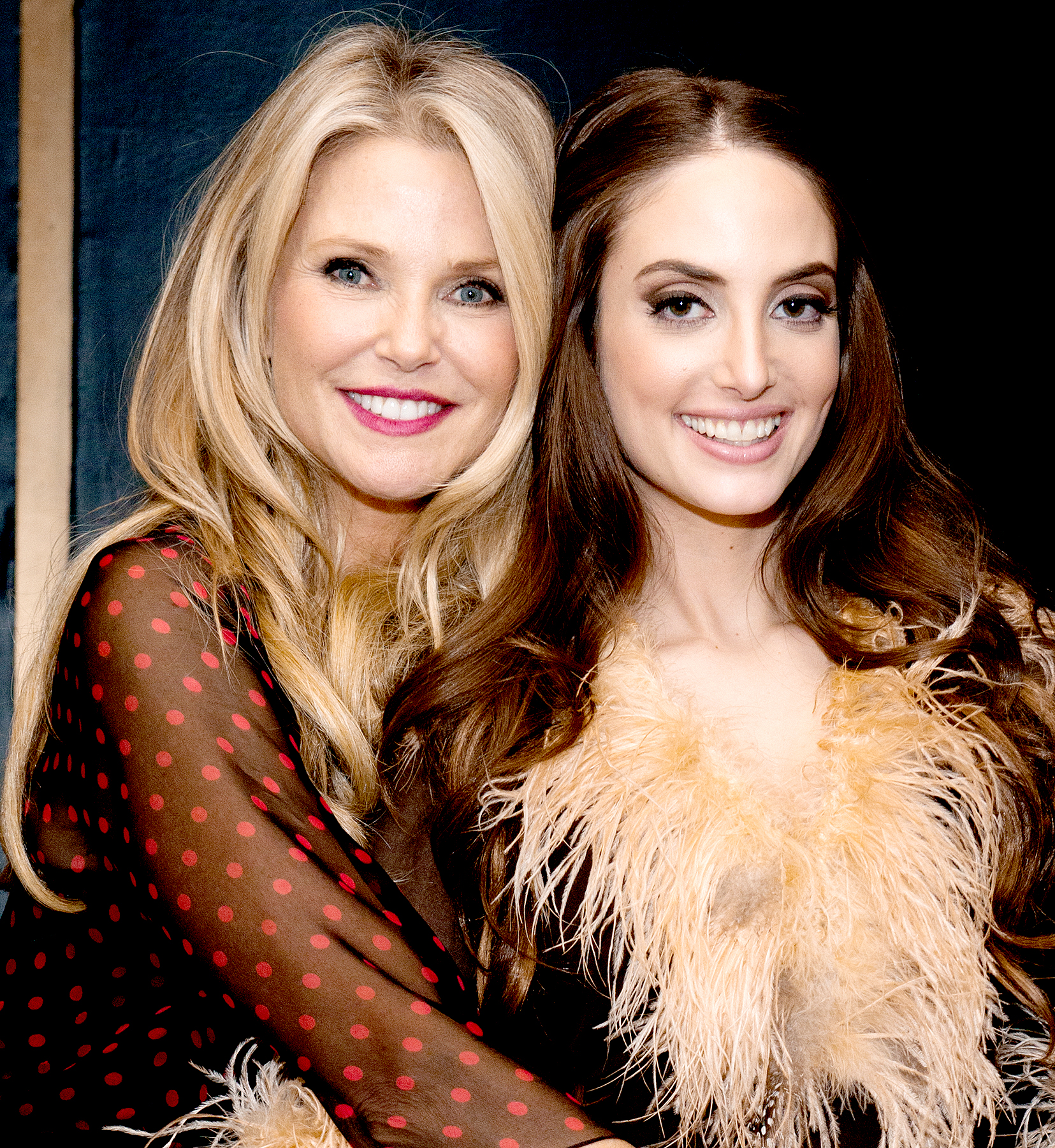 Christie Brinkley 'Over the Moon' for Daughter Alexa Ray Joel's Engagement