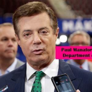 Trump ex-campaign chair Manafort sues Mueller, Rosenstein and DOJ