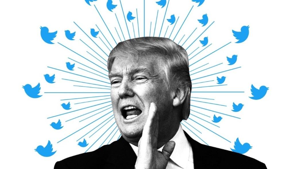 President Trump Tweet Storms Democrats #SchumerShutdown