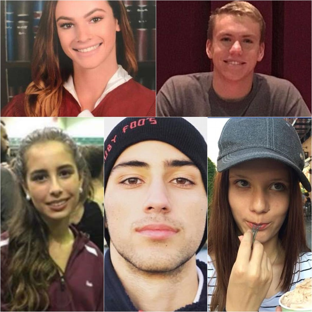 Marjory Stoneman Douglas High School shooting victims