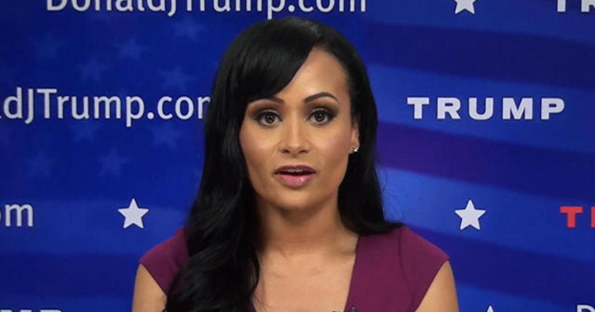 Trump Campaign Hires Katrina Pierson As A Senior Advisor