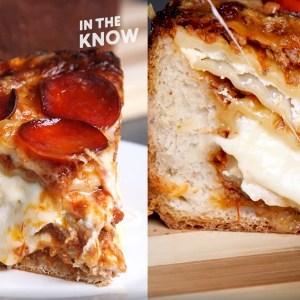 Lasagna Deep Dish Pizza
