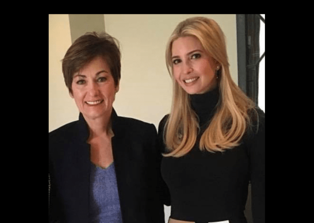 Iowa Hair Salon Receives BACKLASH For Doing Ivanka Trump's Hair