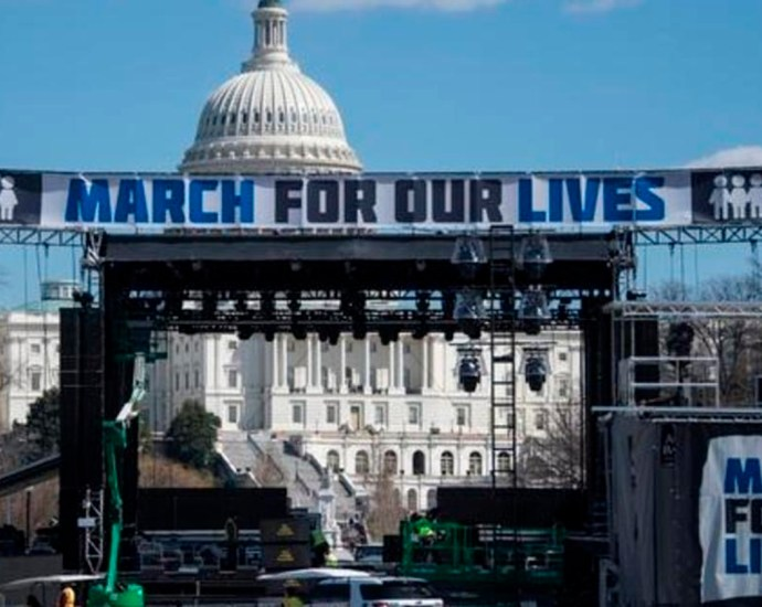 White House Releases Official Statement on 'March for Our Lives'