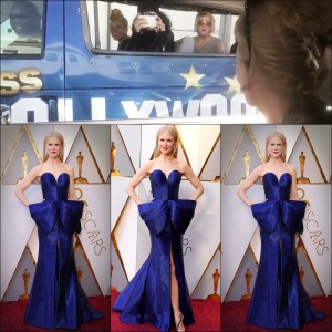 Nicole Kidman Surprises Bus Full of Tourists on Her Way to the Oscars