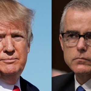 Andrew McCabe Releases ANGRY Statement, And President Trump Responds