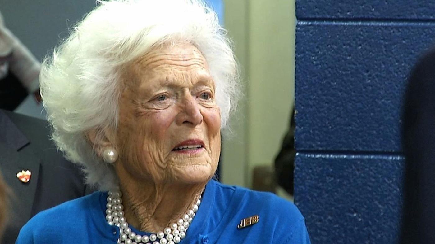 Barbara Bush Passes Away At Age 92
