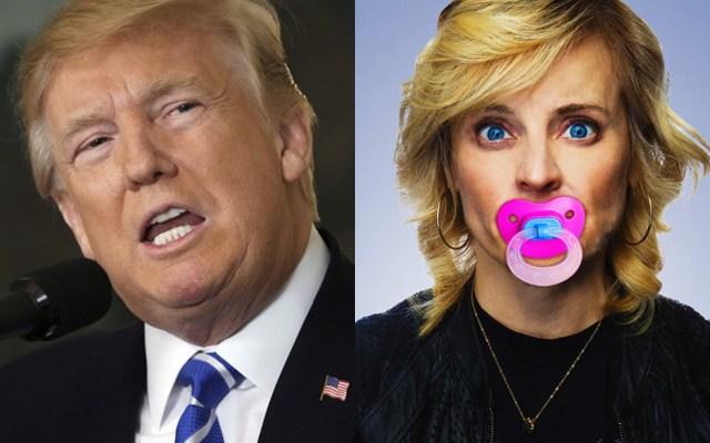 Comedian Files For Restraining Order Against Donald Trump