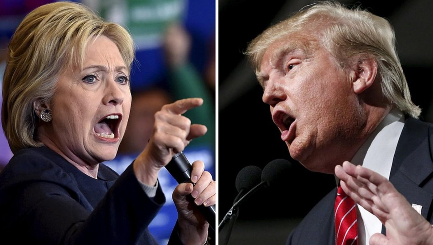 Clinton Gave 'f--k-laced fusillade' Against Trump in 2016 Debate Prep