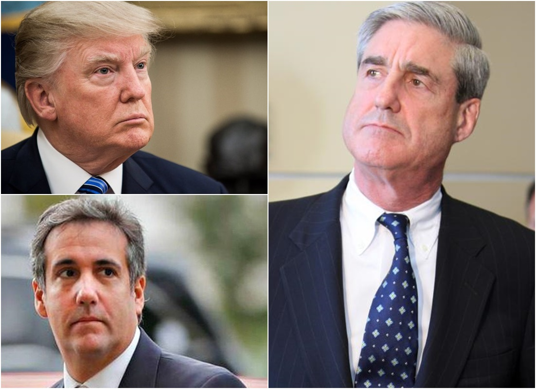 Mueller Sought Records Related To The Infamous 'Access Hollywood' Tape During Cohen Raid