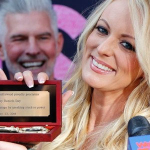 'Stormy Daniels Day' West Hollywood Honors Porn Star With Key To The City