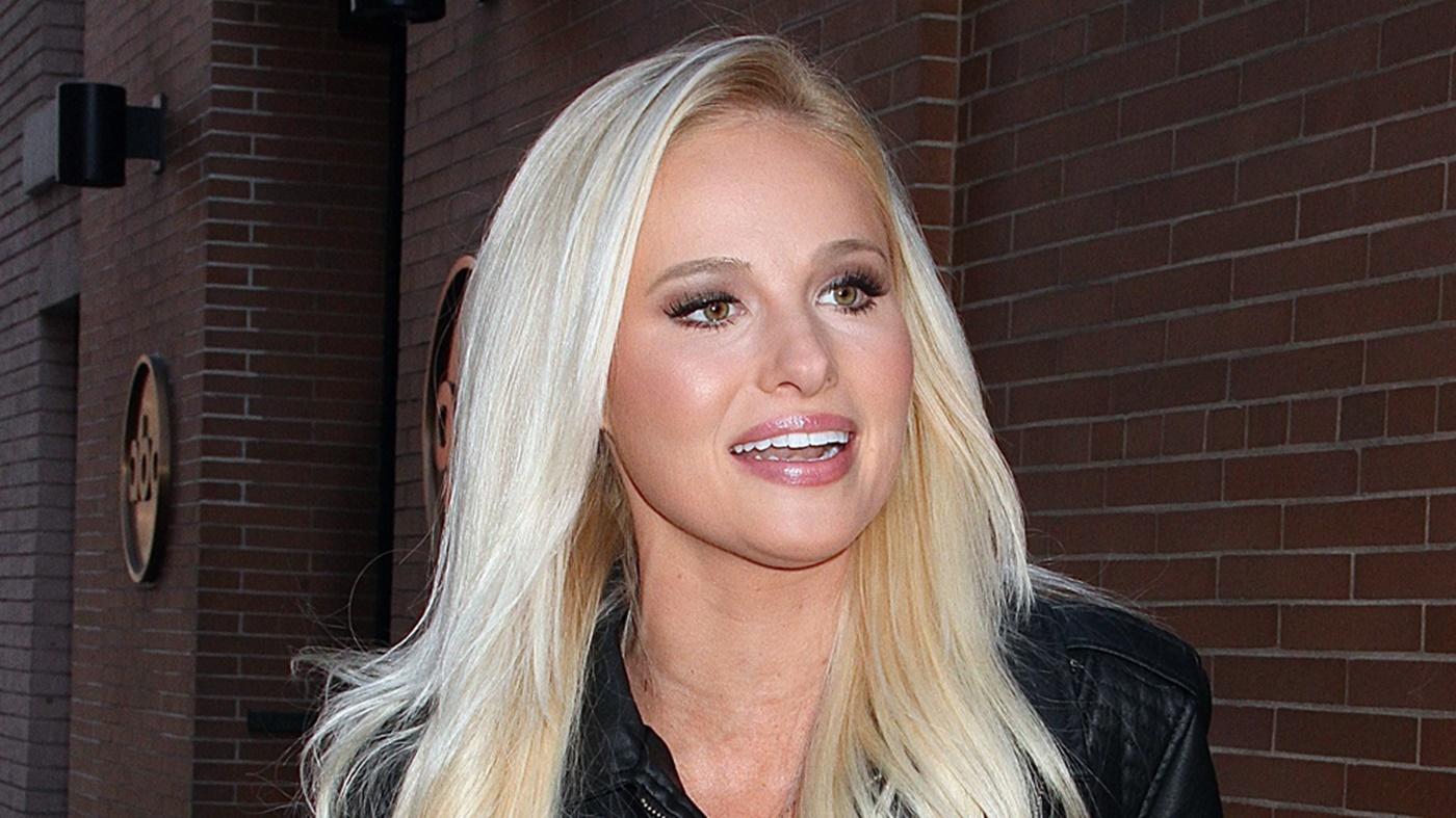 Water Thrown On Commentator Tomi Lahren During Sunday Brunch and Now President Trump Is Involved