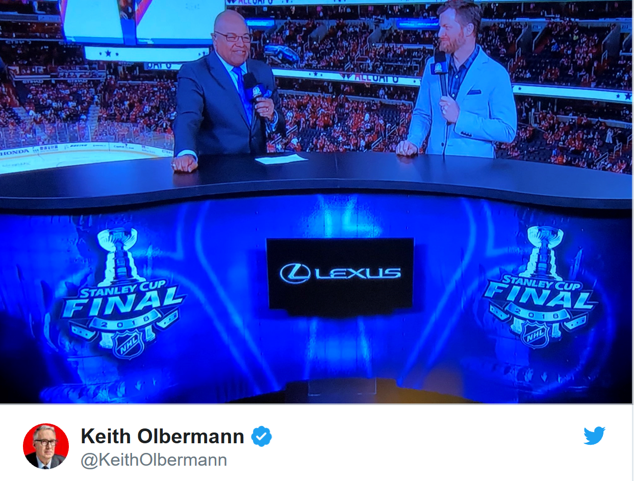 Keith Olbermann Takes A Jab At NASCAR Fans Dale Earnhardt Jr. Has Perfect Response