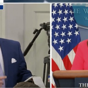 White House Press Secretary Sarah Sanders Rips Reporters A New A$$