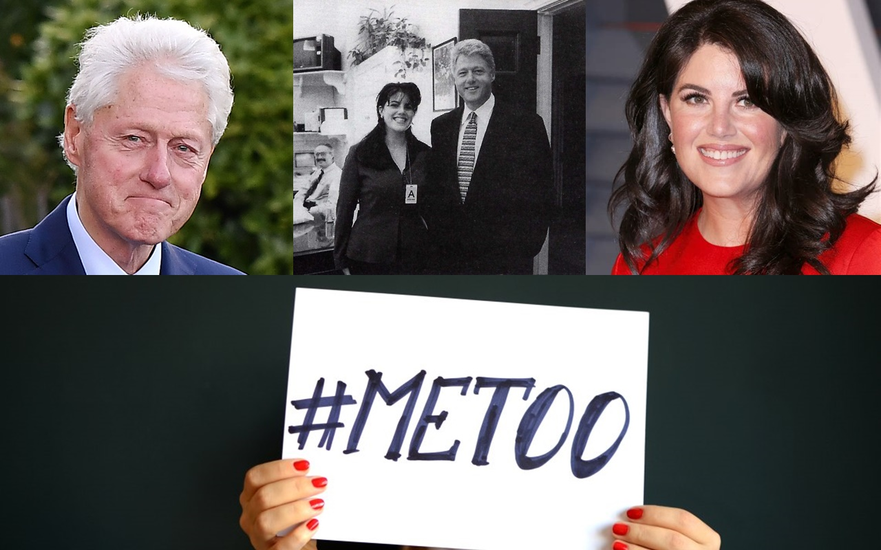 Bill Clinton Says He Doesn't Owe Lewinsky a Personal Apology in Light of #MeToo
