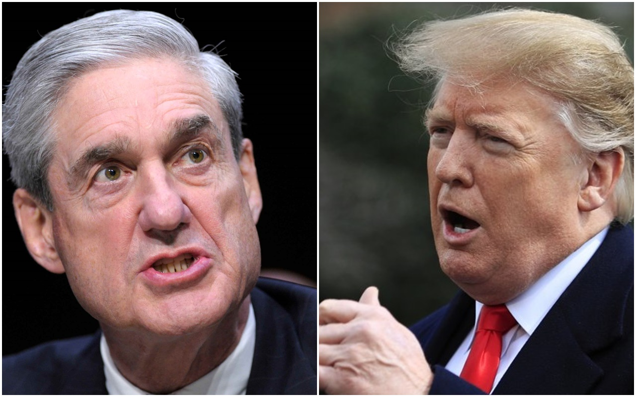 Robert Mueller submits Russia report to Attorney General William Barr