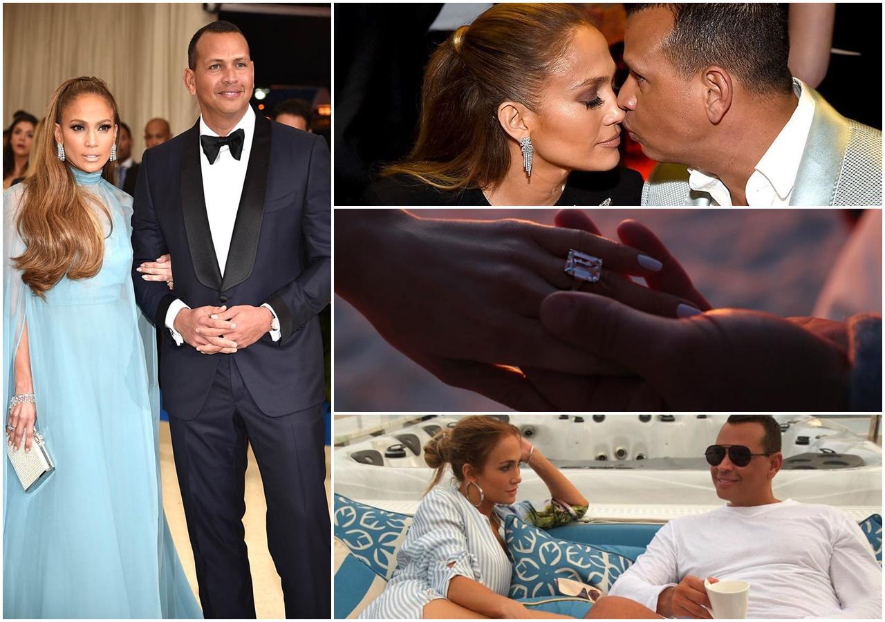 Jennifer Lopez and Alex Alex Rodriguez Engaged; Report says 'JLO had no idea'