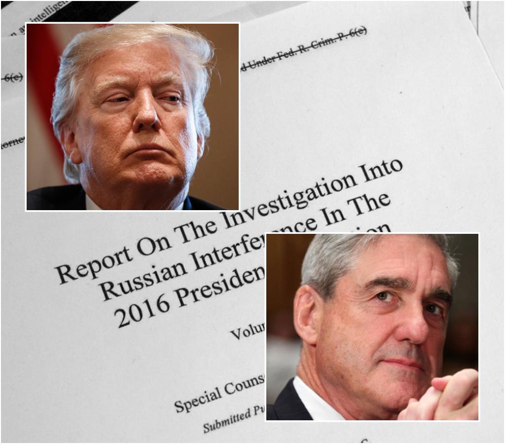 READ: Full Robert Mueller Redacted Report Released