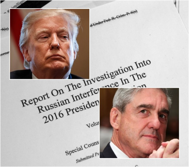 READ: Full Robert Mueller Redacted Report Released