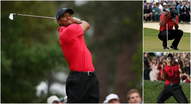 Tiger Woods Turns Back Clock Wins Masters 2019