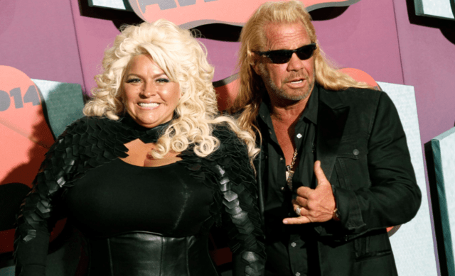 'Dog the Bounty Hunter's' Wife Beth Chapman Is In A Medically Induced Coma