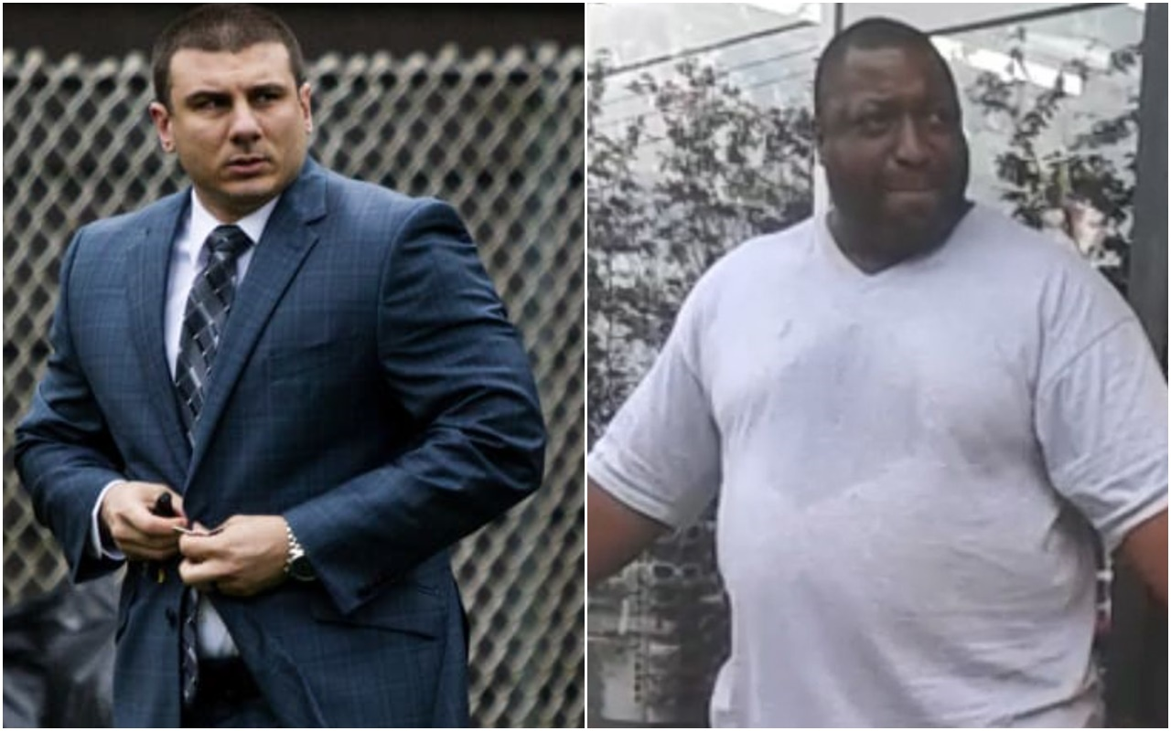NYPD Police Fires Officer Daniel Pantaleo For The Chokehold Death Of Eric Garner